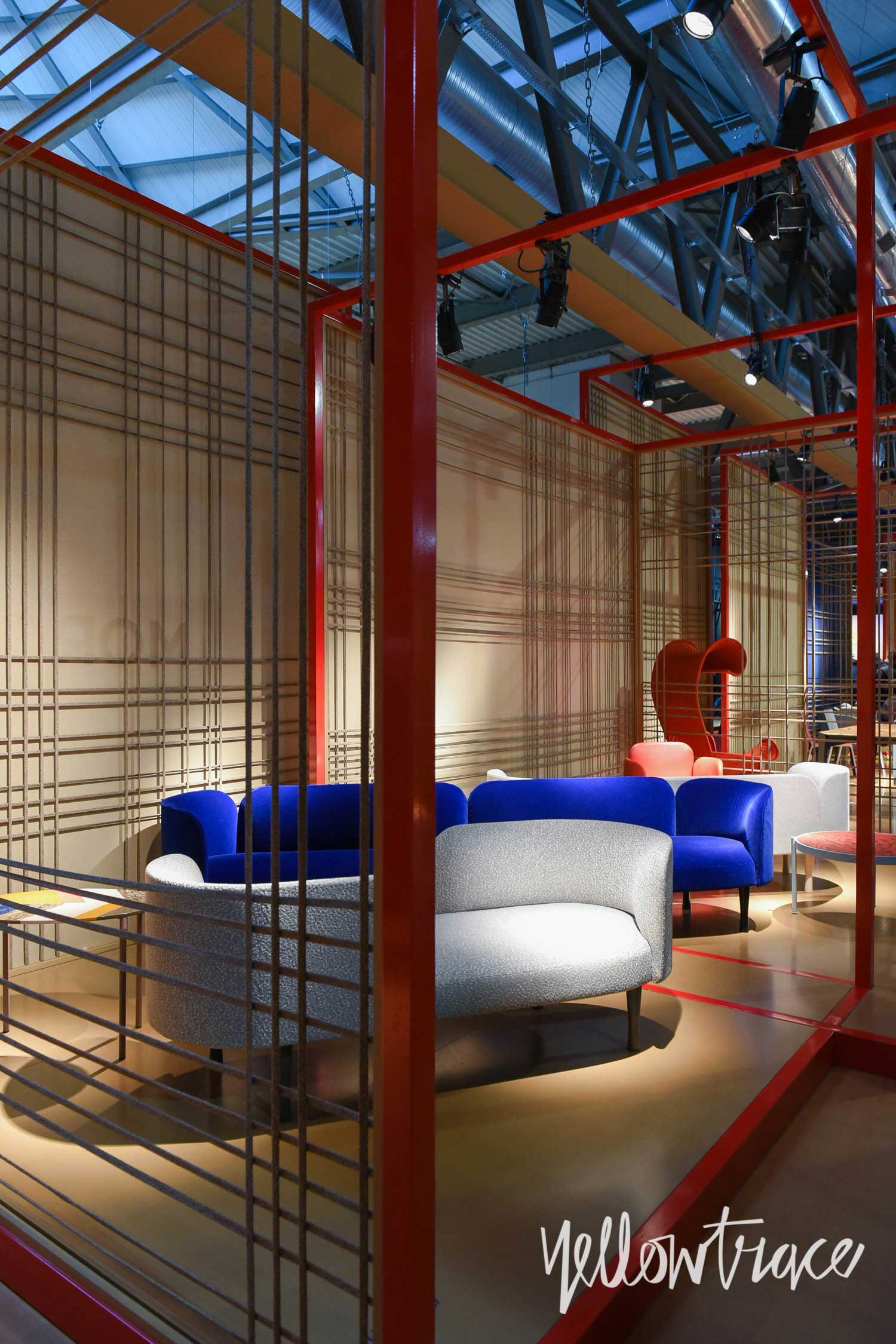 Best new furniture and stands at salone del mobile milano - Fiera del mobile vicenza ...