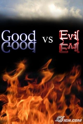 Good vs. Evil Screenshots, Pictures, Wallpapers - iPhone - IGN