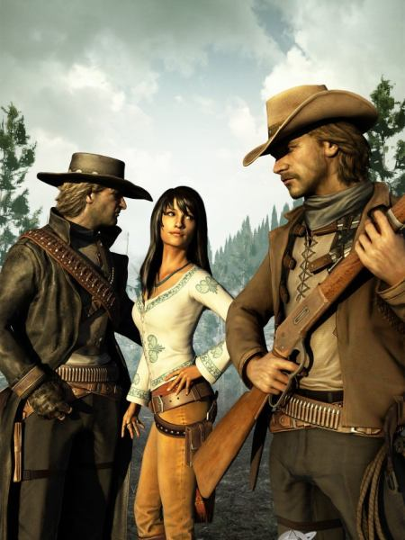 call of juarez 20090630102821851 2910840 640w Call of Juarez Bound in Blood PC Game