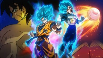 Dragon Ball Super: Broly Review - IGN
