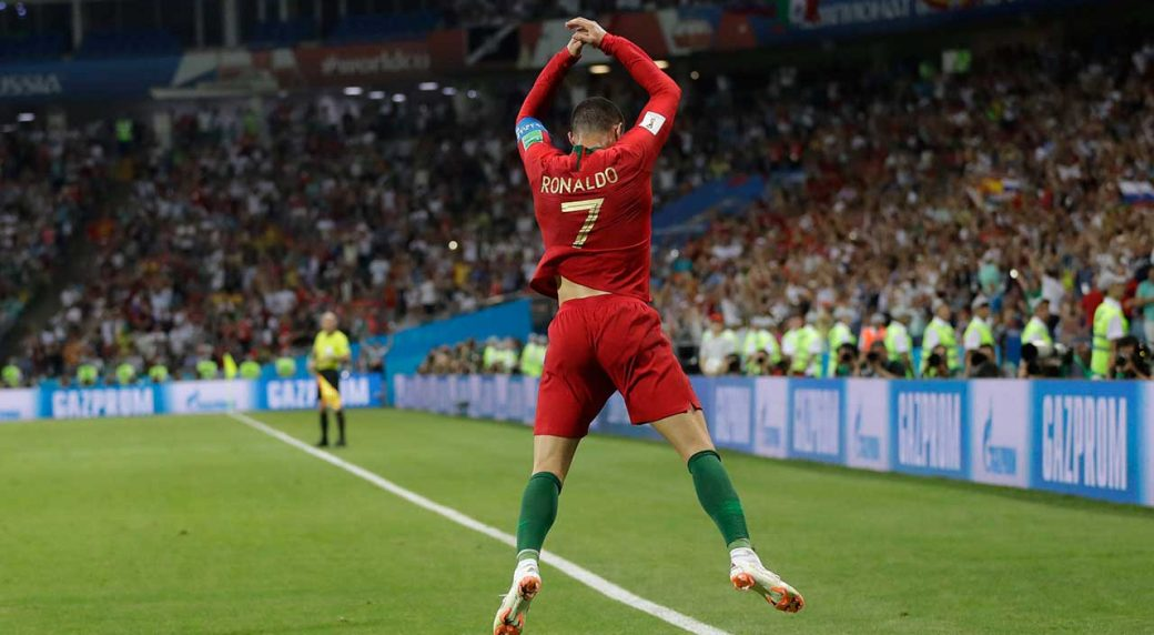 2018 FIFA World Cup Recap  Ronaldo steals show in classic   Sportsnet ca 2018 FIFA World Cup Recap  Ronaldo steals show in classic