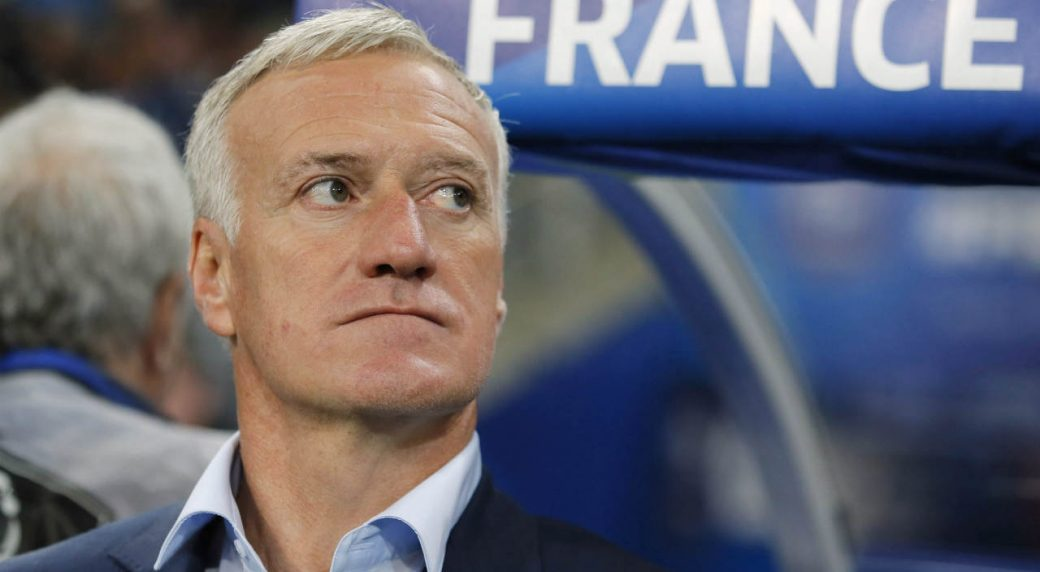 France coach Didier Deschamps given new 2 year contract   Sportsnet ca France coach Didier Deschamps given new 2 year contract