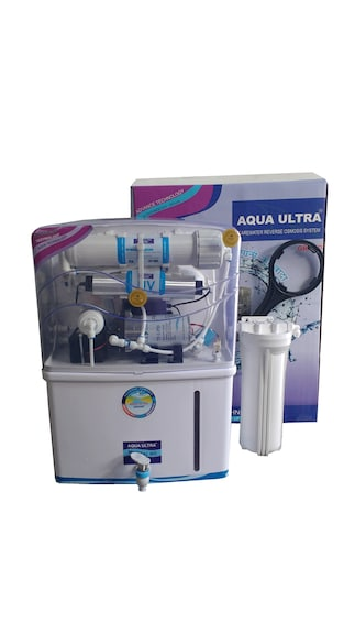Aqua ultra Aqua Grand 15L 10Stage RO+UV+UF+TDS Controller Water Purifier