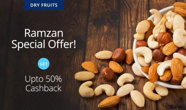 Dry Fruits Ramzan Special