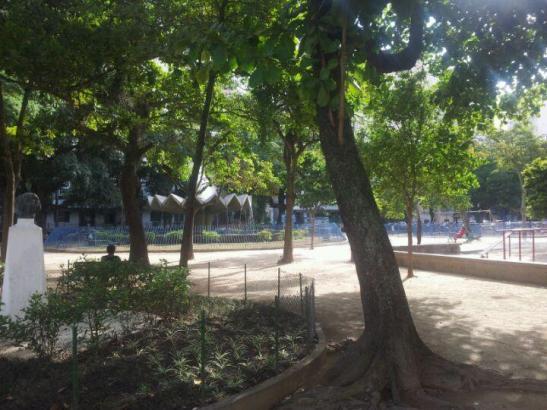 Praça do Bairro Peixoto