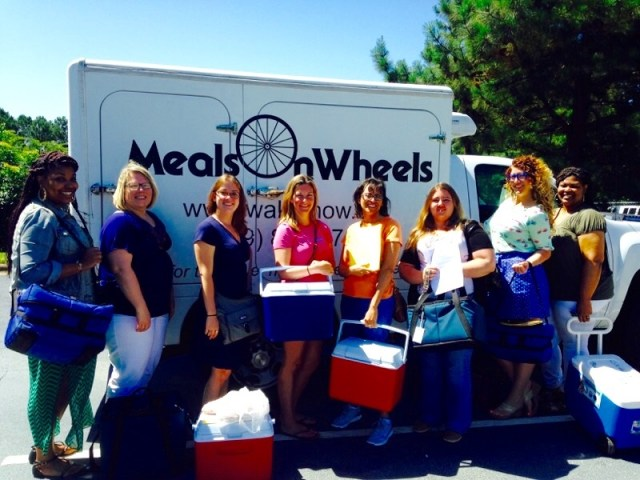 Meals on Wheels - Group Pic