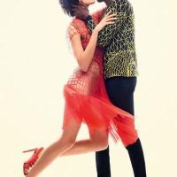 Romeo & Juliet-Harper's Bazaar November 2013 Issue