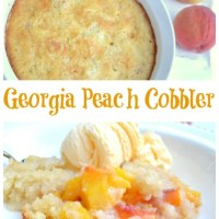 Perfect Peach Cobbler
