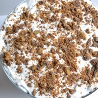 Chocolate Peanut Butter Trifle....to DIE for!