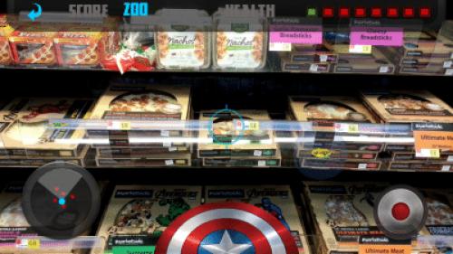 Walmart, Avengers, App, Pizza, Shopping, BluRay, DVD, Movie Night