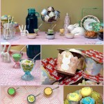 A Shabby Chic Easter Party