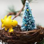Woodstock Christmas Nest Ornament