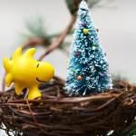 Woodstock Christmas Nest Ornament