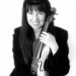 Violinist Danielle Maddon