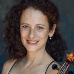 Julie Levin, violin, Aston Magna