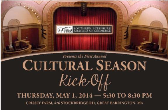 Cultural Season Kickoff