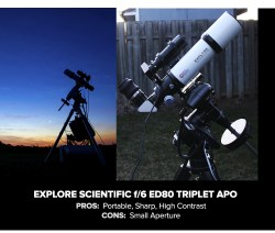 Small Of Best Telescope For Astrophotography
