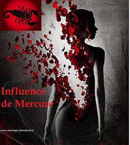 Scorpion : Influence de Mercure