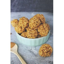 Comfy Only Festive Friday Peanut Butter Rice Krispie Treat Balls A Peanut Butter Rice Krispie Bars Without Corn Syrup Peanut Butter Rice Crispy Bars Vegan Peanut Butter Rice Krispie Treat Balls Vegan nice food Peanut Butter Rice Krispie Bars