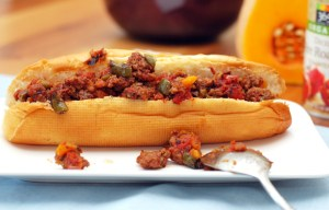 Butternut Squash Sloppy Joes