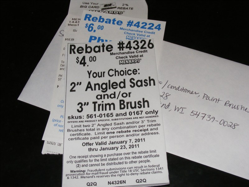 Large Of How Do Mail In Rebates Work