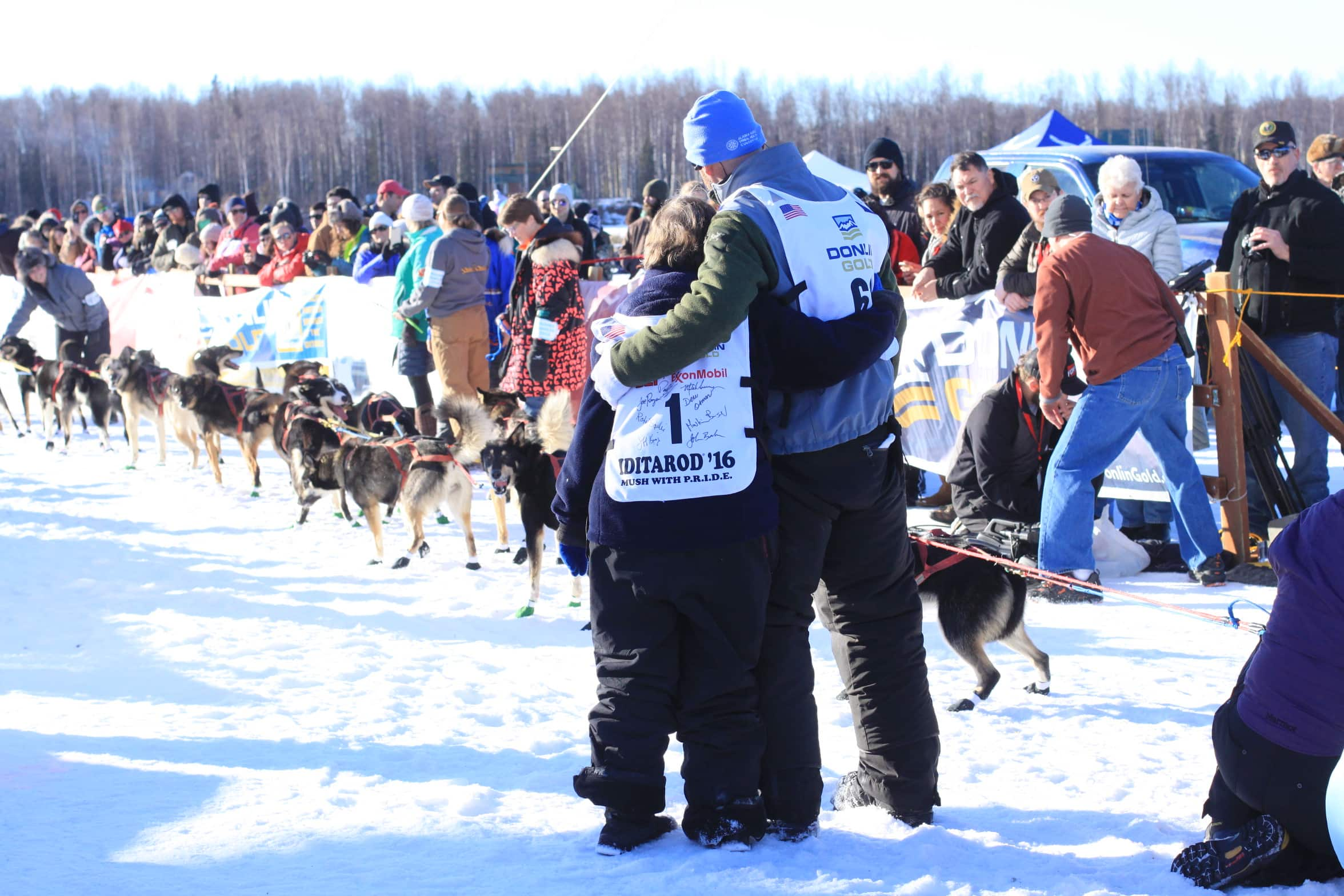 Scott Smith Takes 10th in the 2016 Iditarod