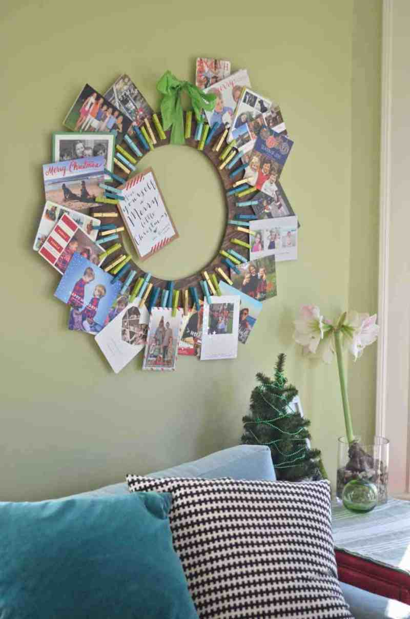 High Clos Pins Card Her Plywood Card Wreath Card Her Diy Card Her ...