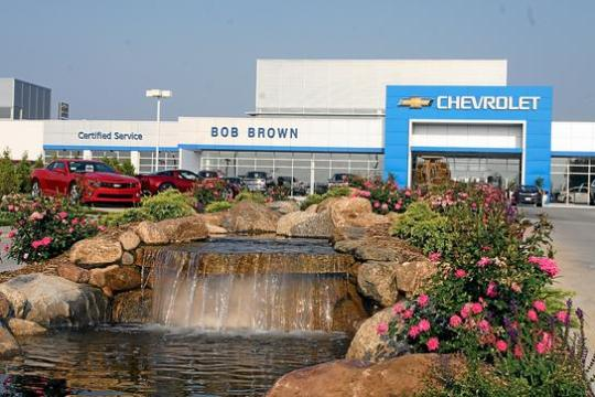 Bob Brown Chevrolet car dealership in Urbandale  IA 50322 1317     Bob Brown Chevrolet