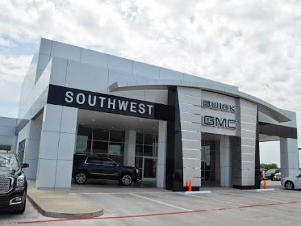 Southwest Buick GMC car dealership in Greenville  TX 75402   Kelley     Southwest Buick GMC