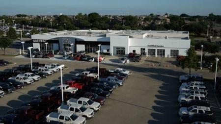 Gateway Buick GMC car dealership in Dallas  TX 75238   Kelley Blue Book Gateway Buick GMC