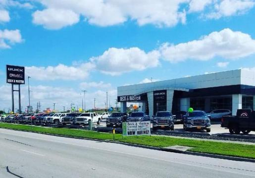 Beck   Masten Buick GMC Coastal Bend car dealership in ROBSTOWN  TX     Beck   Masten Buick GMC Coastal Bend
