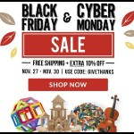 Top 10 Black Friday Deals from Educents