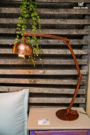 Mini lampadar