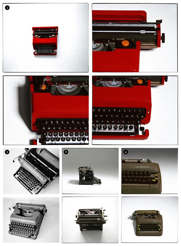 26 typewriters exhibition 2