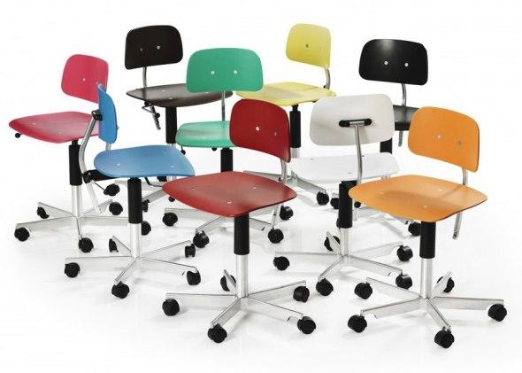 Kevi chair by Jorgen Rasmussen for Engelbrechts A:S 004