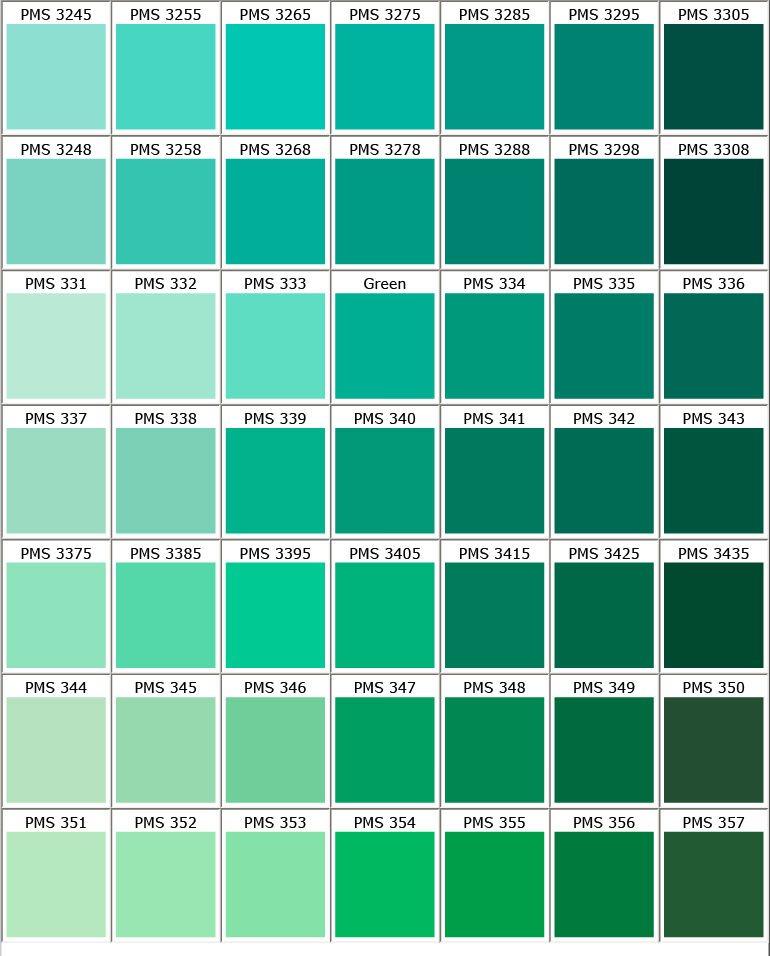 Pantone-Colour-Chart