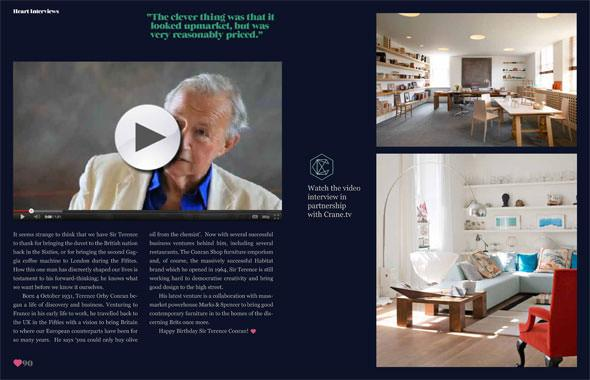 Terence Conran 80th birthday 002