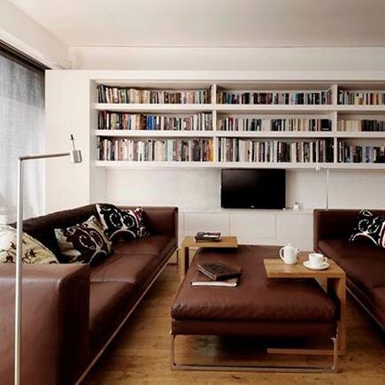 VW+BS Brandon Street House TV room ideas