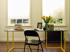 habitat macadam folding metal chair office 001