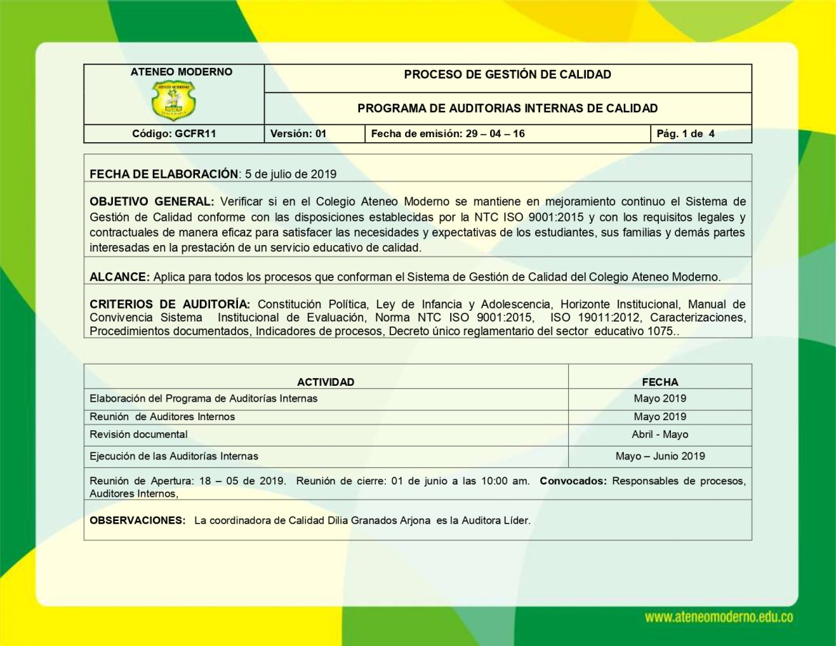 PROGRAMA AUDITORIA INTERNA 2019_page-0001