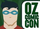 Oz Comic Con Logo