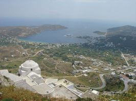 Serifos_-_View_from_Chora