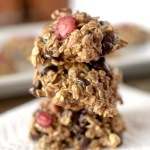 banana split breakfast cookies 5