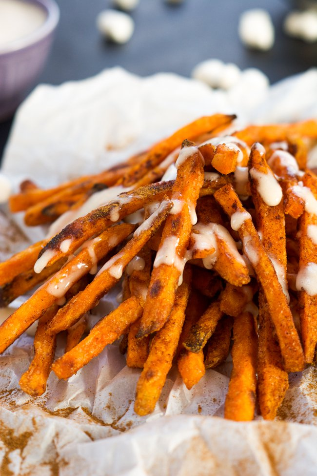 Cinnamon-Sugar-Sweet-Potato-Fries-with-Toasted-Marshmallow-Sauce-10