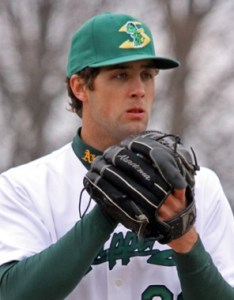 Beloit Snappers Pitcher Seth Streich (6 1/3 IP / 7 H / 2 ER / 0 BB / 7 K)