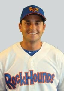 Sacramento River Cats First Baseman Anthony Aliotti (Home Run / 2 RBIs / GWRBI)