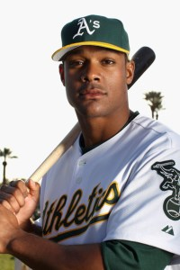 Sacramento River Cats Outfielder Michael Taylor (Double / 2 RBIs / GWRBI)