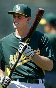 A's Farmhand Of The Day: Stockton Ports Outfielder Billy McKinney (2 for 4 / Home Run / 4 RBIs)