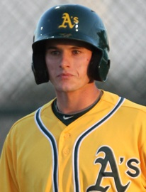 A's Farmhand Of The Day: Stockton Ports Shortstop Daniel Robertson (3 for 4 / Home Run / Double / 6 RBIs)