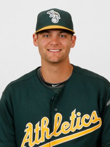 A's Farmhand Of The Day: Midland RockHounds Shortstop Chad Pinder (4 for 5 / 2 Doubles / 3 RBIs)